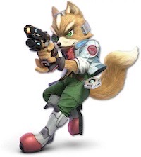 007 Fox McCloud