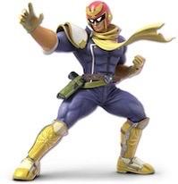 011 Captain Falcon