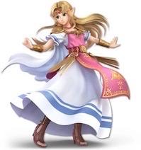 017 Princess Zelda