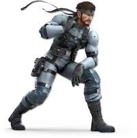 031 Solid Snake