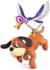 059 Duck Hunt Duo